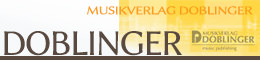 Musikverlag Doblinger(ドブリンガー出版)