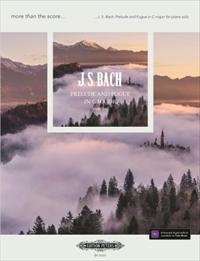 J.S.バッハ:プレリュードとフーガ C-dur BWV846
