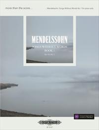 メンデルスゾーン:無言歌 op.19-1